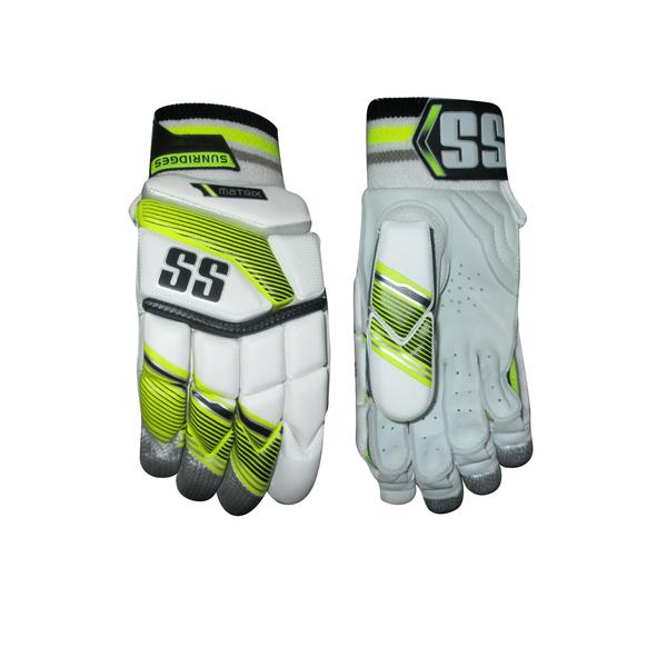 SS Matrix Batting Gloves - Highmark Cricket