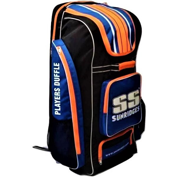 SS Players Duffle Kit Bag - Highmark Cricket