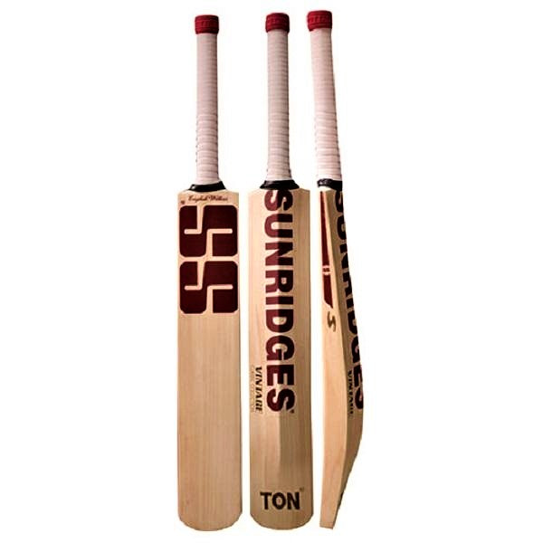 SS Vintage 2.0 Cricket Bat - Highmark Cricket