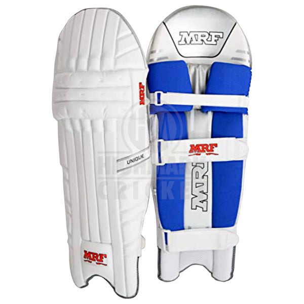 MRF Unique Batting Leg Guards - Highmark Cricket