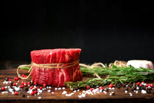 Load image into Gallery viewer, Grassfed Beef Filet Mignon
