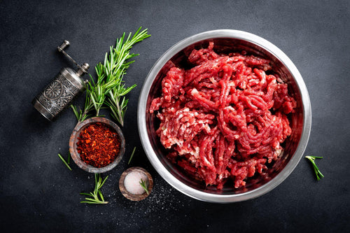 Grassfed Ground Beef-10 Pounds