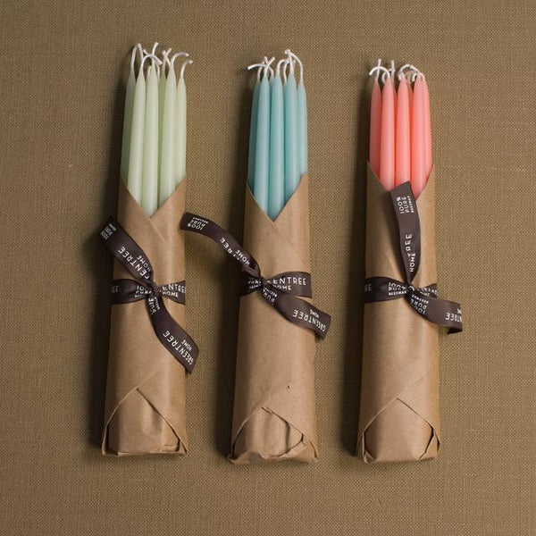 Greentree Event Candles, set of 10 (see color options)