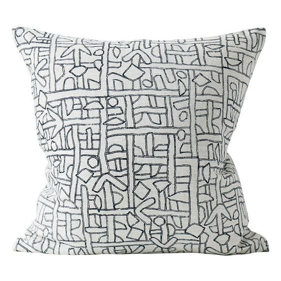 Zaire Throw Pillow