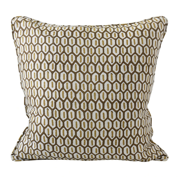 Tapi Throw Pillow