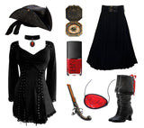 Six ways to be a pirate for Halloween