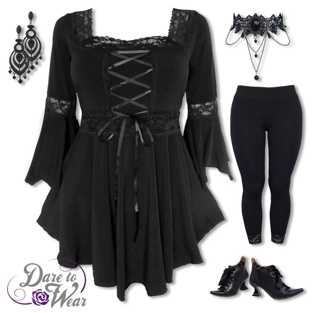Dare Fashion - Witchy Look