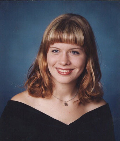 Erin's High School Photo