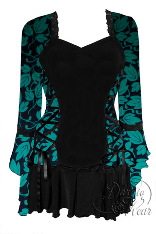 Dare Wear Bolero Top in Ivy