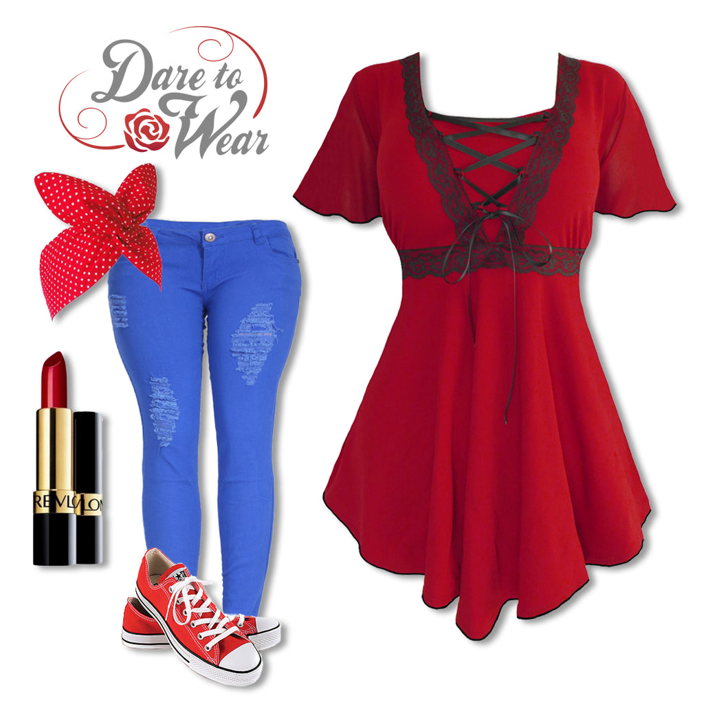 Dare Fashion - Pin Up Look