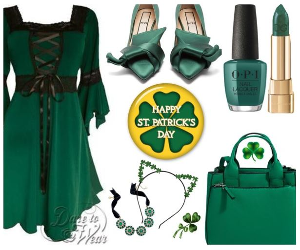 Go Green! - Green Dare to Wear tops