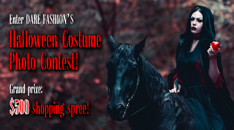 Dare Fashion Halloween Costume Photo Contest