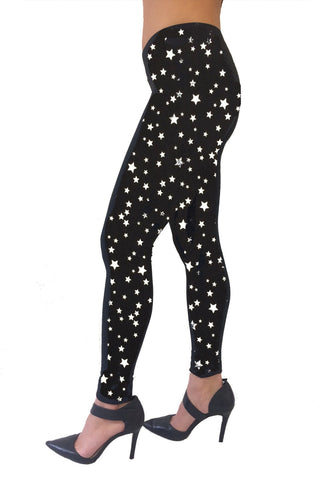 Essential Leggings in Rockstar