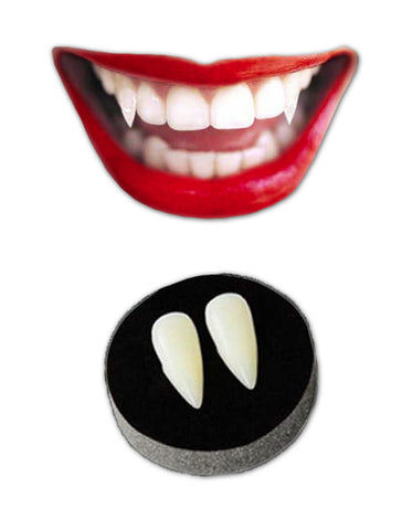 Custom moldable Vampire Fangs