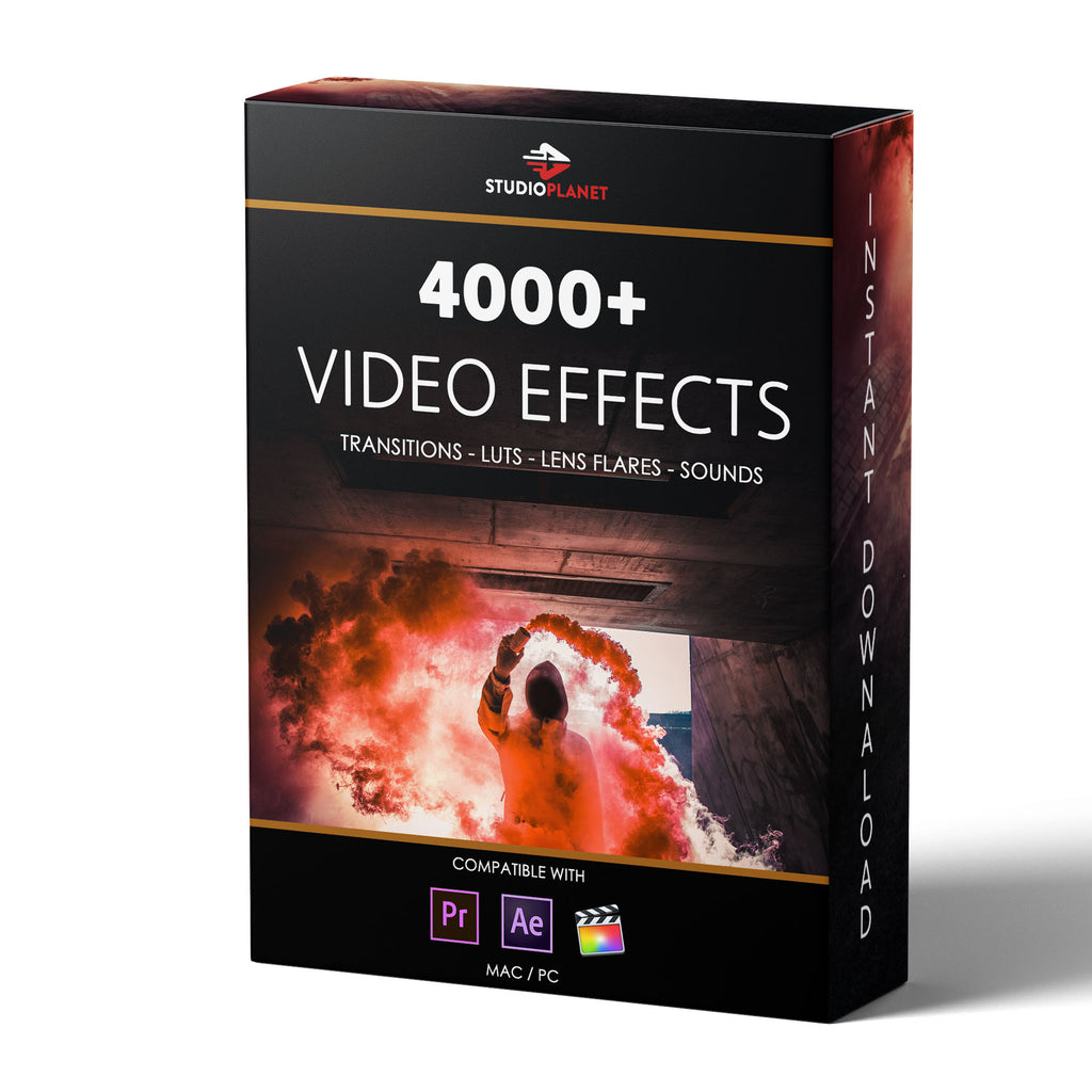4000 Video Effects