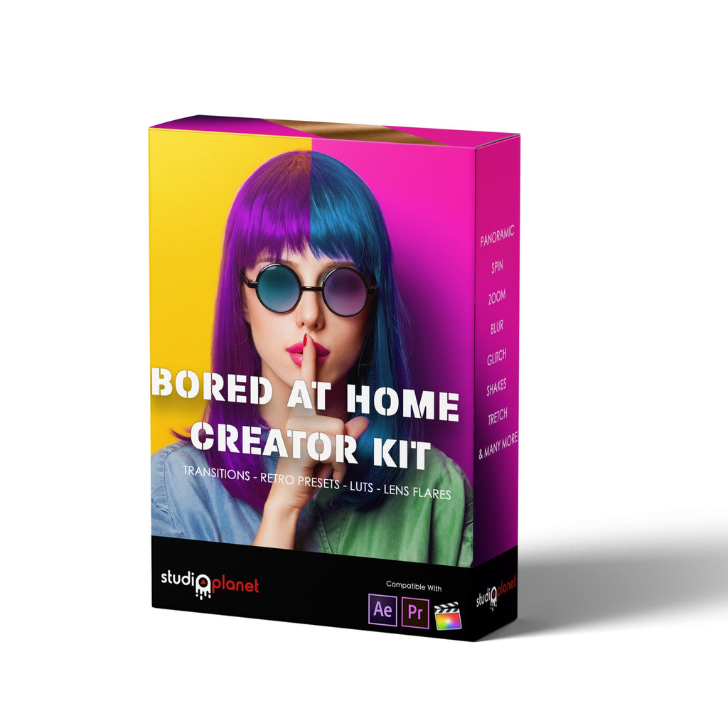 Bored At Home? Creator Kit