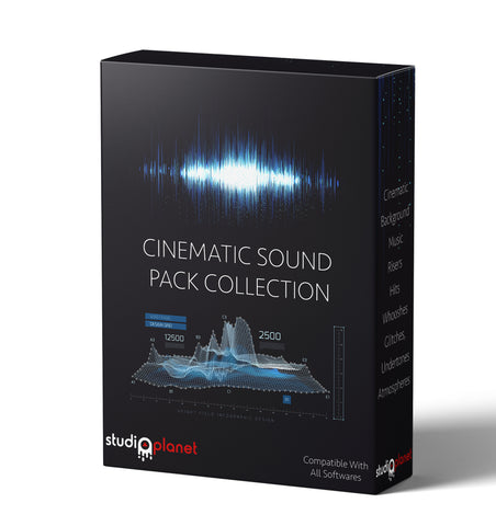 Cinematic Sound Pack Collection