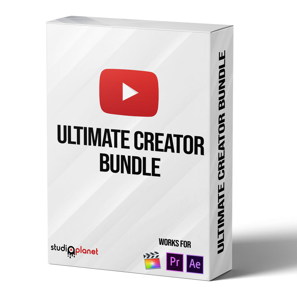 ULTIMATE CREATOR BUNDLE