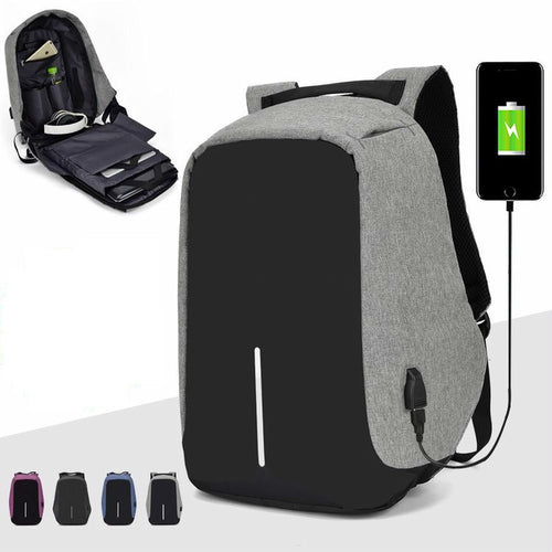 15.6 Inch Waterproof Laptop Backpack - JUWOW