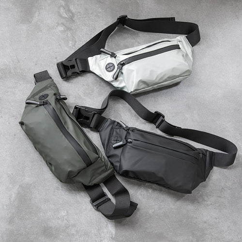 Casual Travel Male Bum Belt Bag - JUWOW