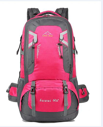 60L waterproof travel pack - JUWOW