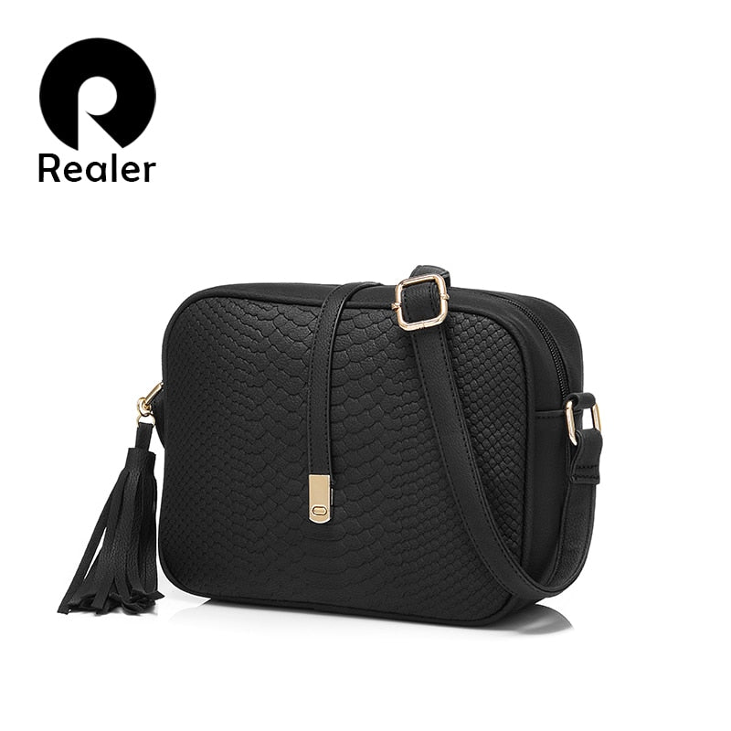 REALER small shoulder bag - JUWOW