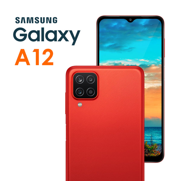 SAMSUNG GALAXY A12 SM-A125F/DS 128GB -(4gb ram, Display 6.5Inc, 48MP ,smartphone)