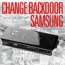 Change Back Door on Samsung