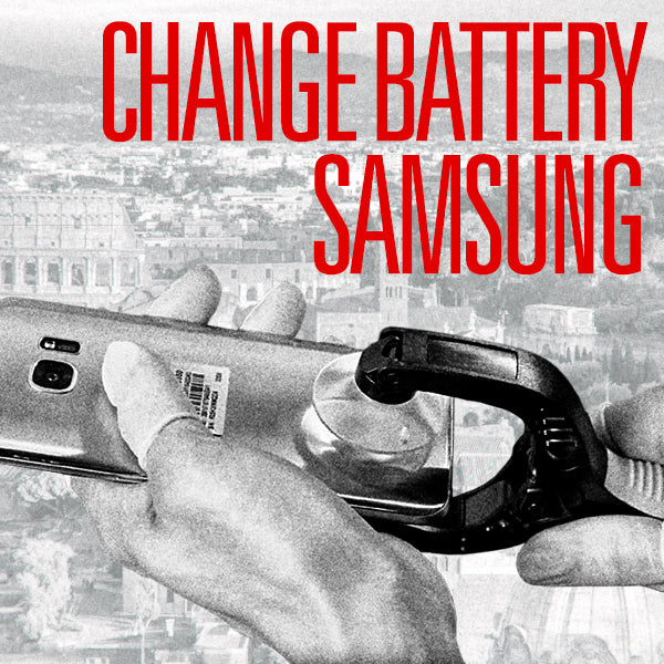 Change Samsung Battery