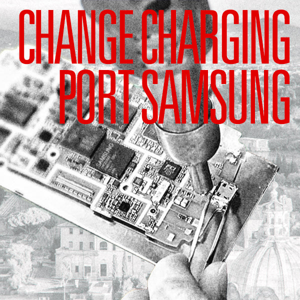 Change Charging Port For Samsung