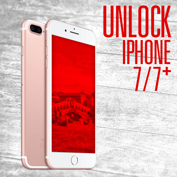 Unlock Iphone 7-7Plus