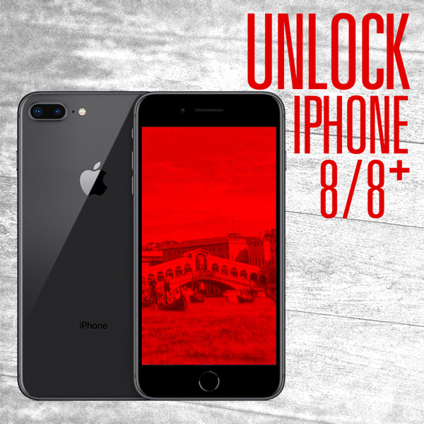 Unlock iphone 8-8Plus