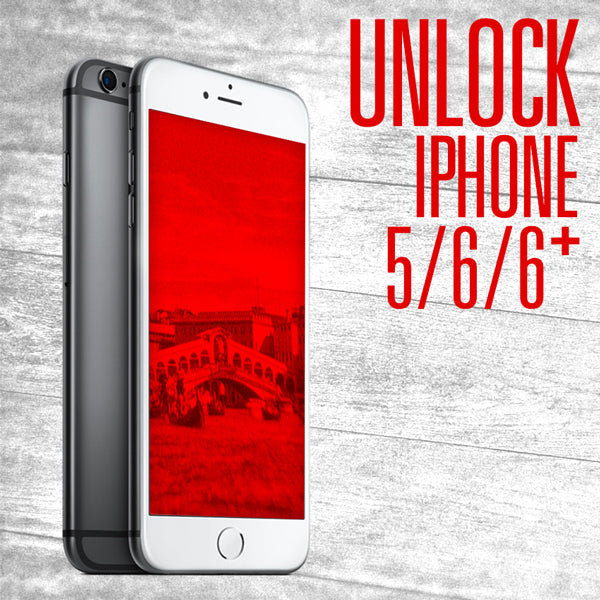 Unlock iphone 5-6s-6s Plus