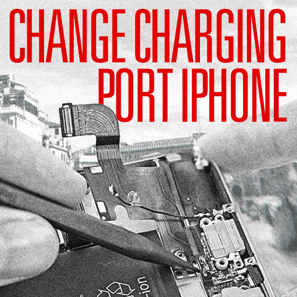 Change Charging Port for IPhones