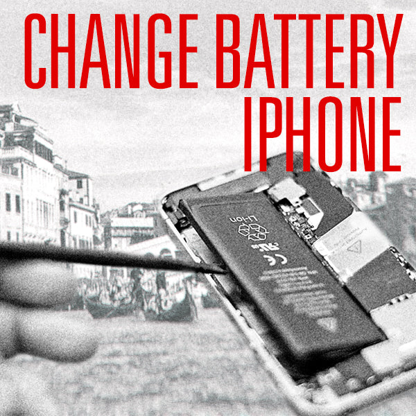 Change Iphone Battery