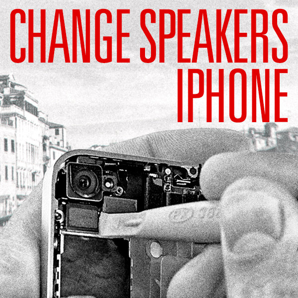 Change Speaker IPhone