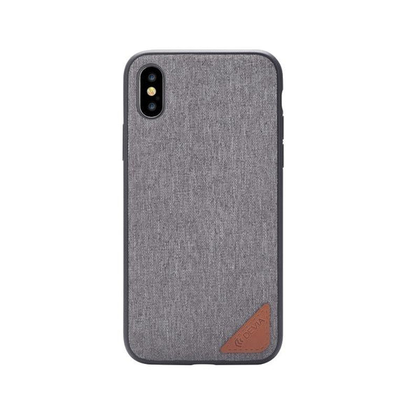 Acme case for iPhone X Gray