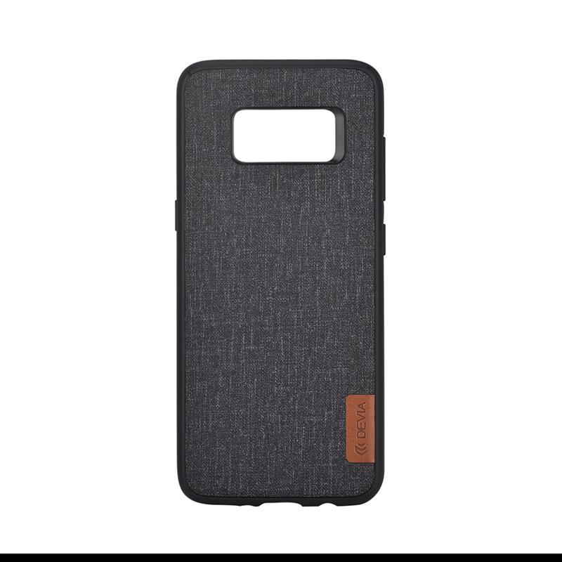 Flax Case Samsung Galaxy S8 Plus Black