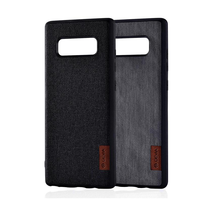 Flax Case for Samsung NOTE 8 Black