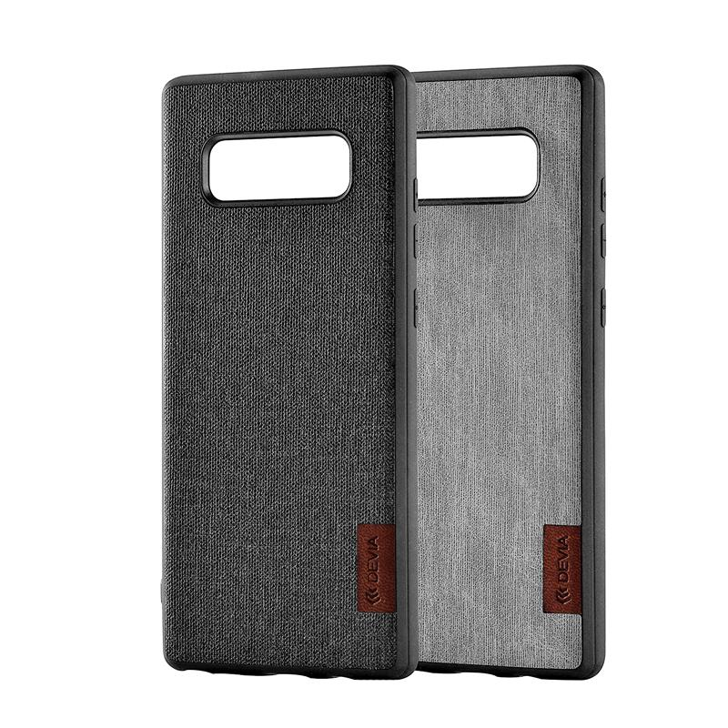 Flax Case for Samsung NOTE 8 Gray