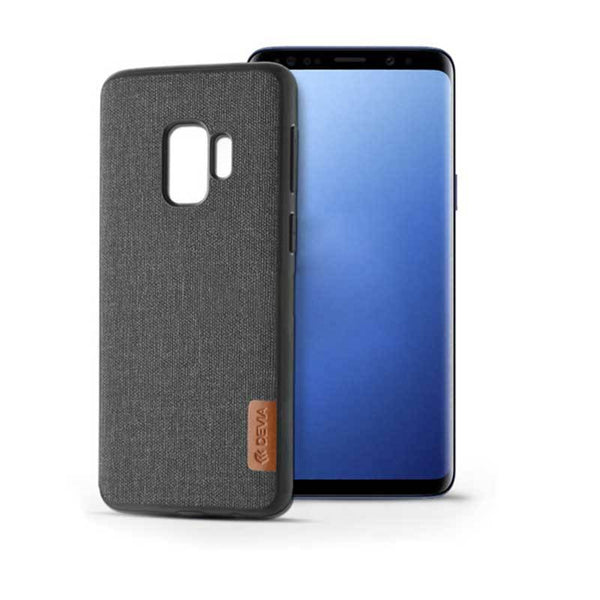 Flax Case for Samsung S9 Plus Black