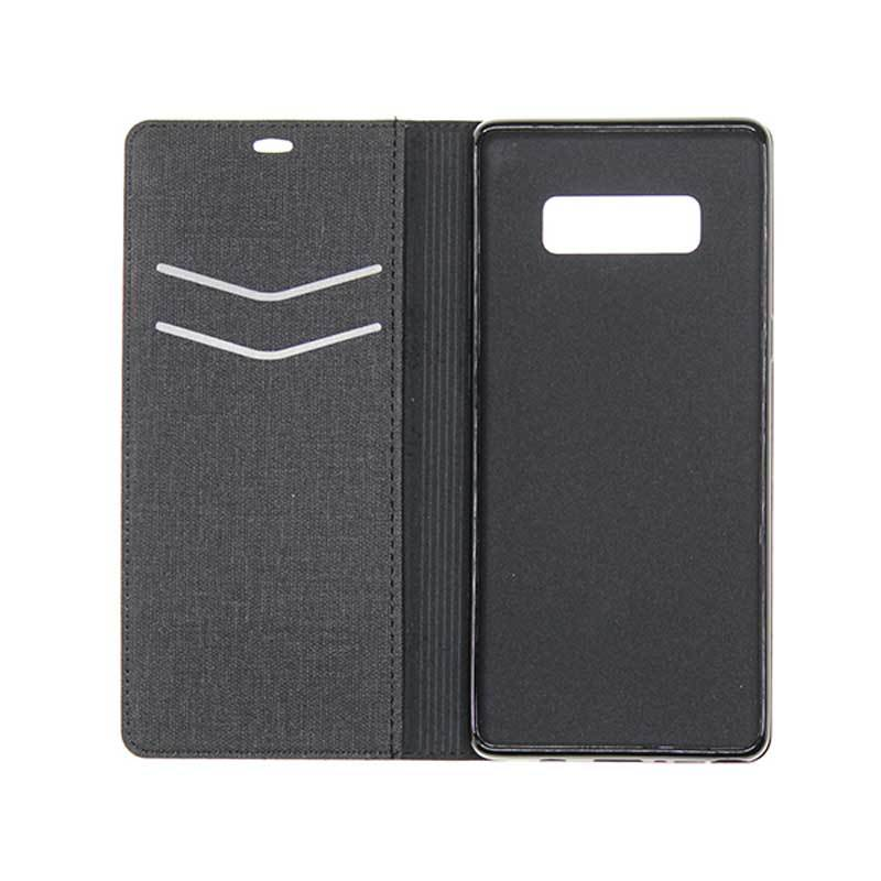 Flip Case for Samsung NOTE 8 Grey