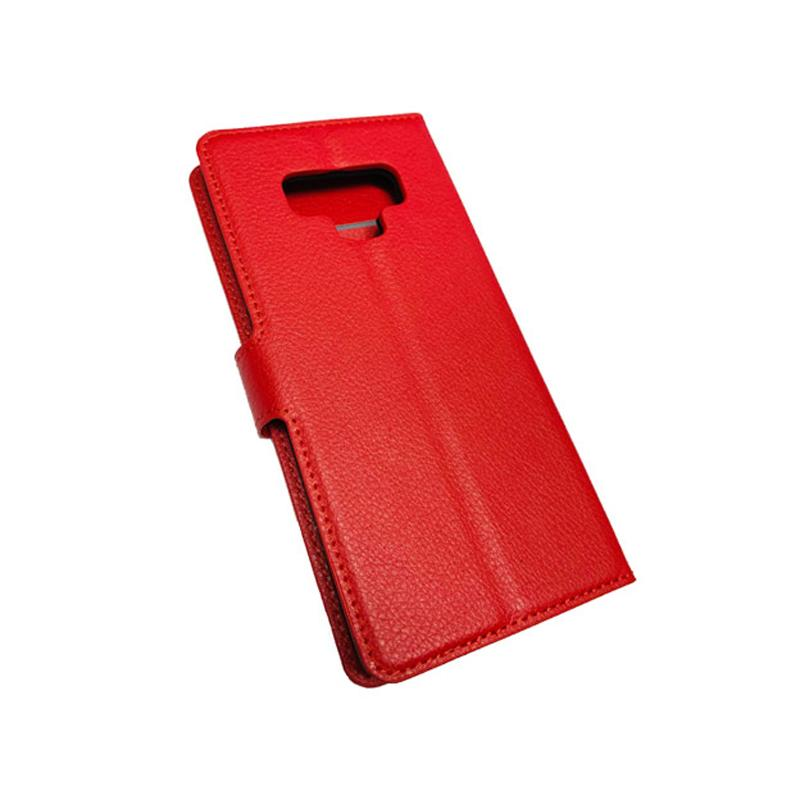Flip Case for Samsung NOTE 9 Red