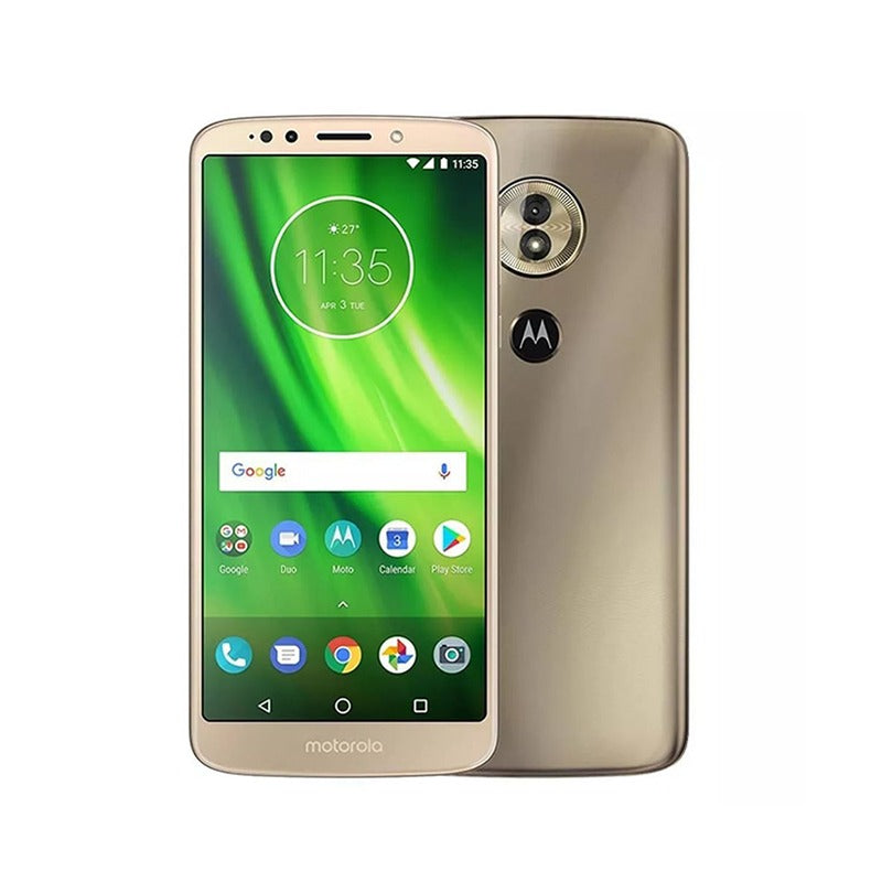 MOTO G6 Play Gold