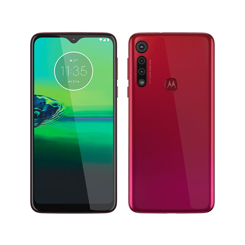Motorola G8 Play Red