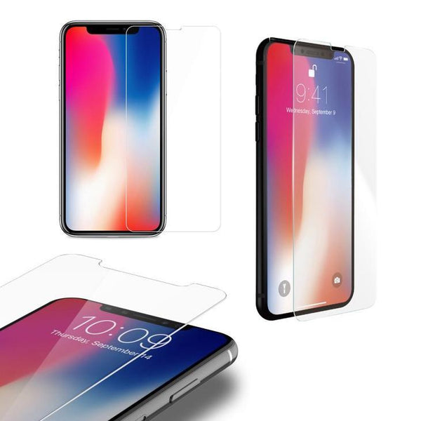 Glass Clear Tempered Glass Iphone X/XS