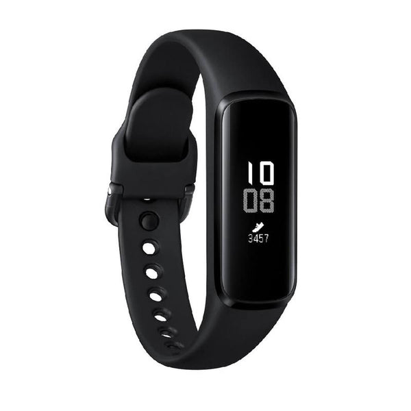 GALAXY FIT E 2019 BLACK -(5 ATM water resistance, MIL-STD-810G)