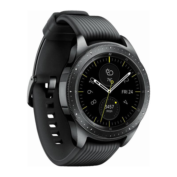 GALAXY WATCH 2018 (42MM) MIDNIGHT BLACK - (Model #SM-R100NZKATPA)