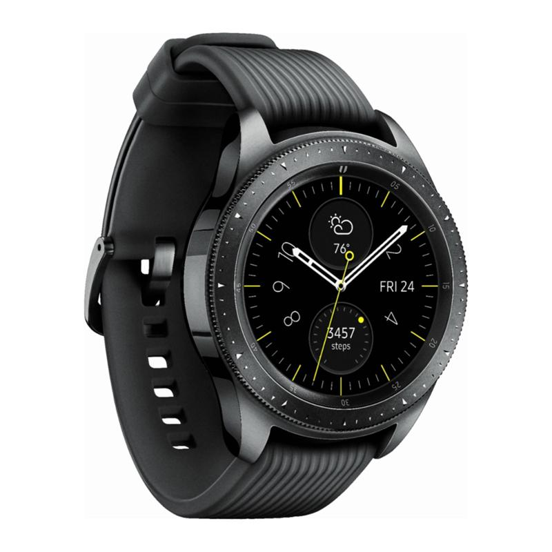 GALAXY WATCH 2018 (42MM) MIDNIGHT BLACK - (Model
