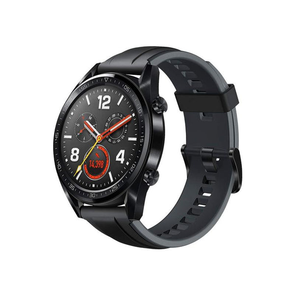 "HUAWEI Watch GT (2018) GPS, Bluetooth Smartwatch, 1.39"" AMOLED, HR Monitor."